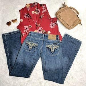 Dolce & Gabbana Original Perfect Medium Wash Jeans